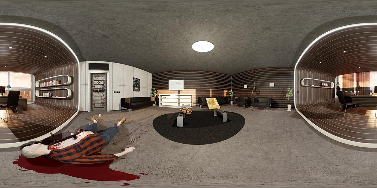 Agencia  Scape Room